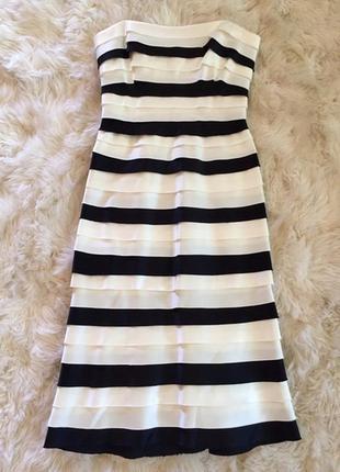 Нарядное дизайнерское платье bcbg