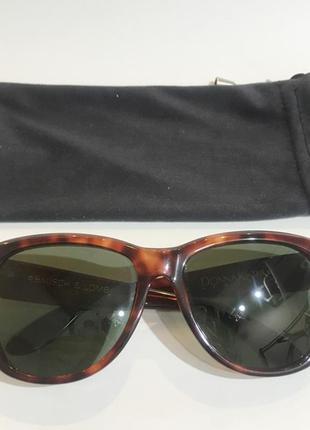 Винтажные очки b&l bausch & lomb donna karan made in usa