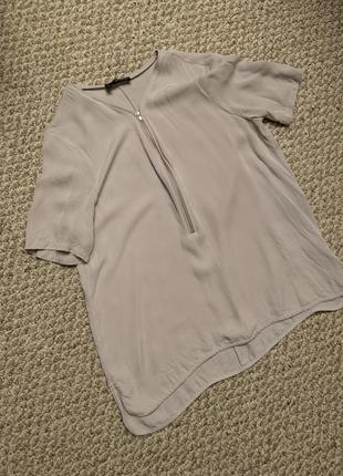 Шелковая блуза the kooples