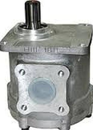 Насос шестеренчатый НШ-100 А3 круглый правый