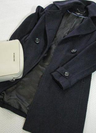 Классическое пальто h&m