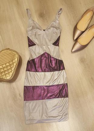 Шикарное платье в стиле виктории бекхэм