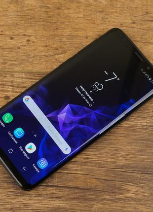 АКЦИЯ! Смартфон Samsung Galaxy S9 | S9 Plus 128Гб! Гарантия ГОД!