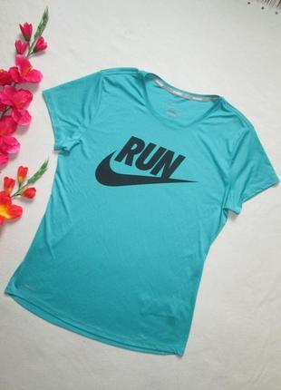 Фирменная спортивная футболка nike dri-fit оригинал