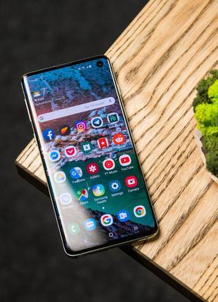 АКЦИЯ! Смартфон Samsung Galaxy S10 | S10 Plus 128Гб! Гарантия ГОД