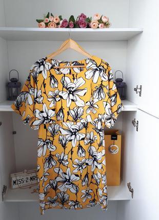 Стильное платье нарядное marks and spencer