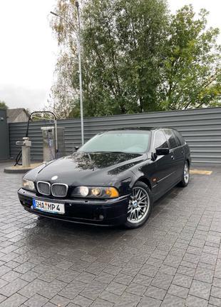 BMW E39 525 універсал,автомат,шкіра М57