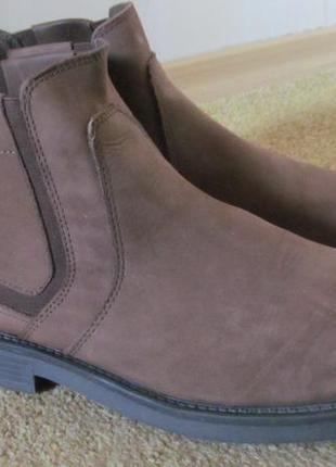 Ботинки челси roamers р.44(43.5) оригинал