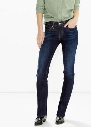 Классные джинсы Levis модель 714 100% оригинал