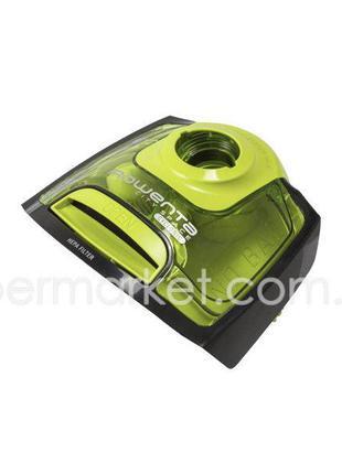 Контейнер для пыли в сборе для пылесоса Rowenta зеленый
