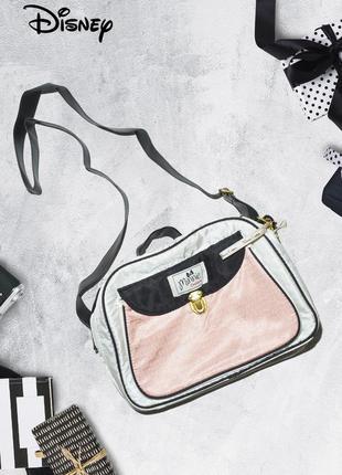 Кроссбоди сумка портфель minnie couture by disney
