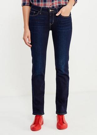 Женские джинсы Levis модель 714, 100% оригинал