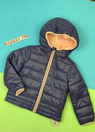 Куртка для девочки демисезонная примарк