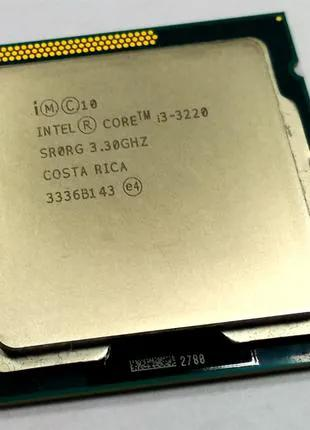 Процессор Intel® Core™ i3-3220 3.3GHz 4 потока, Socket 1155
