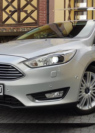 Ford Focus titanium falcon 2015 Форд фокус