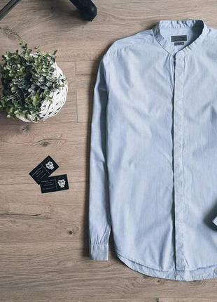 Лёгкая рубашка в полоску zara man