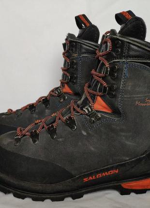 Ботинки salomon supermountain 9 \ 40.5