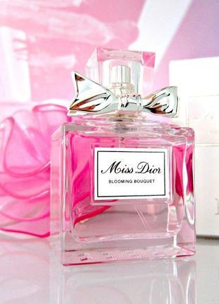 Christian Dior Miss Dior Blooming Bouquet 5 мл Оригинал Затест