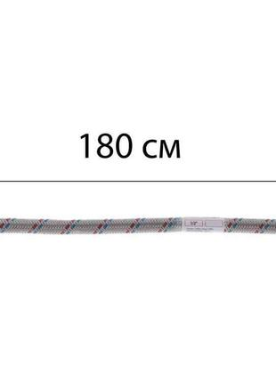 Шланг для води нерж.обплітка 1/2 ГГ-180 см ZX1557 ТМ ZERIX