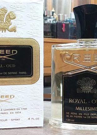 Creed Royal Oud 2 мл Оригинал Затест Распив и Отливанты