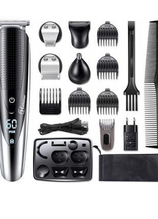 Hatteker rfc-598 Триммер для бороды машинка для стрижки