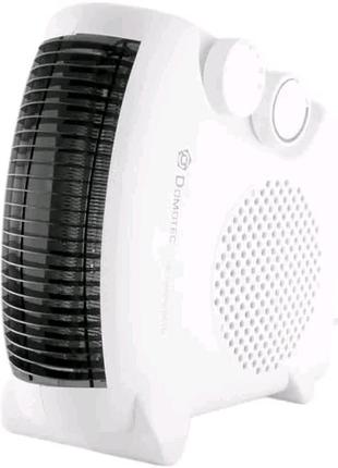 Экономичный Обогреватель тепловентилятор дуйка Domotec Heater MS