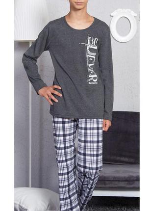 Пижамы для мальчиков vienetta secret на 13-14  лет