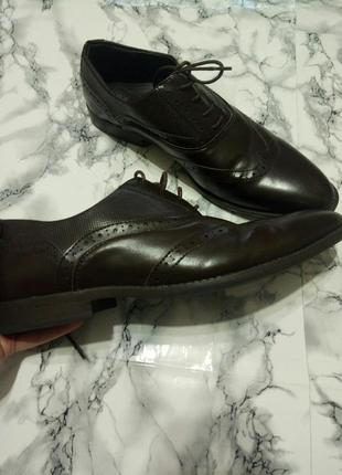 Стильные туфли нс