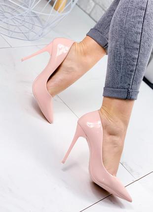 Новинка розовые туфельки