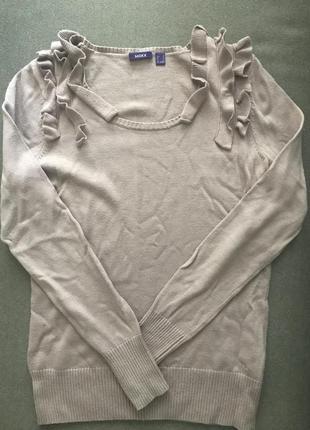 Mexx Оригинал Джемпер, кофта от известного бренда Размер XS-S