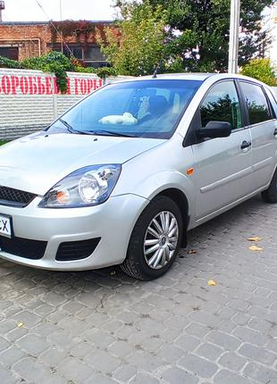 Продам Ford Fiesta на Газу