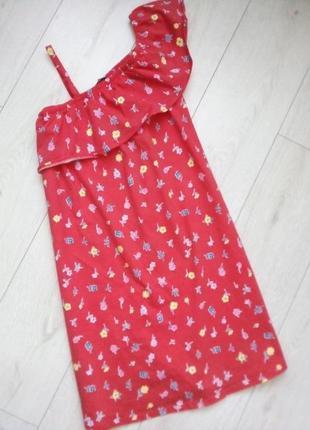 Симпатичный летний сарафан платье