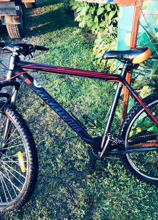 Велосипед Avanti Vector 27,5 гідравлічні тормоза