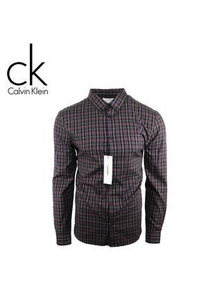 Мужская рубашка calvin klein оригинал
