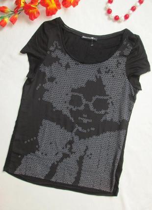 Суперовая модная стильная футболка принт абстрактная девушка e...