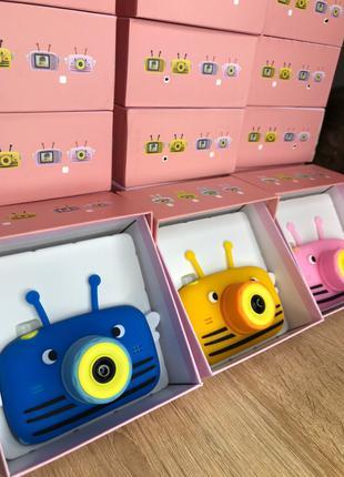 Smart Kids Camera 4 Series 📸(с фронтальной камерой)