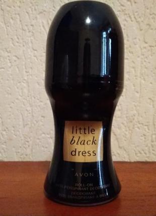 Шариковый дезодорант avon little black dress