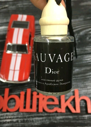 Авто-парфюм Christian Dior Sauvage 12мл