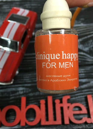 Авто-парфюм Clinique Happy for men 12мл