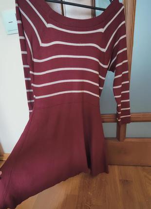 Нове жіноче трикотажне плаття