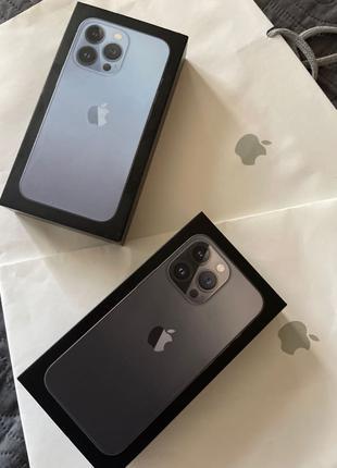 Iphone 13 pro 256 sierra blue/graphit в наличии Киев. с США