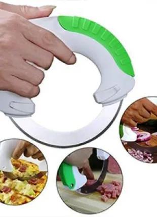 Нож круглый Bolo, кухонный нож