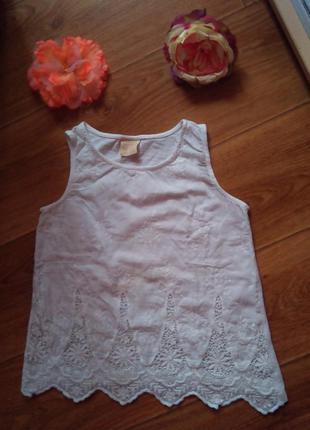 Нереальной красоты блузка zara на 4-5 лет.