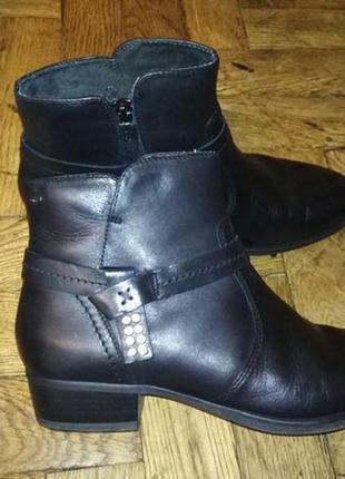 Ботинки tamaris,деми сапоги,сапожки,полусапожки,чоботи,челси,ч...