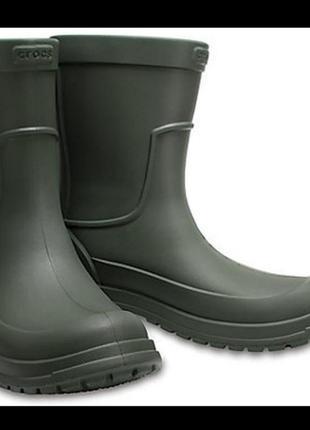 Резиновые сапоги crocs м13