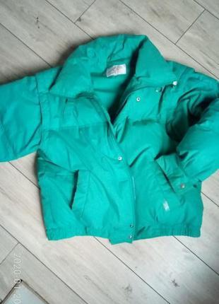 Куртка женская пуховик,дутик oversize.