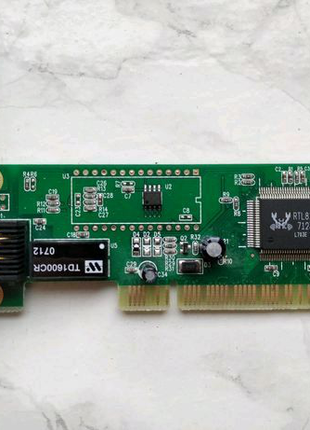 Сетевая карта Lan PCI adapter