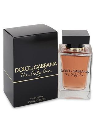 Dolce&gabbana the only one парфюмированная вода,100 мл, оригинал