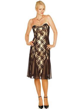 Платье вечернее laura scott двойное