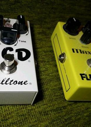 Гитарная педаль Fulltone OCD версия 1.7 Overdrive (original)